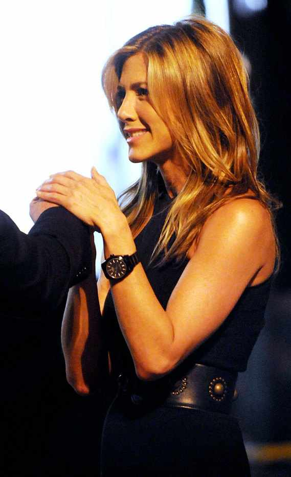 Jennifer Aniston Rolex Montre Pas Cher