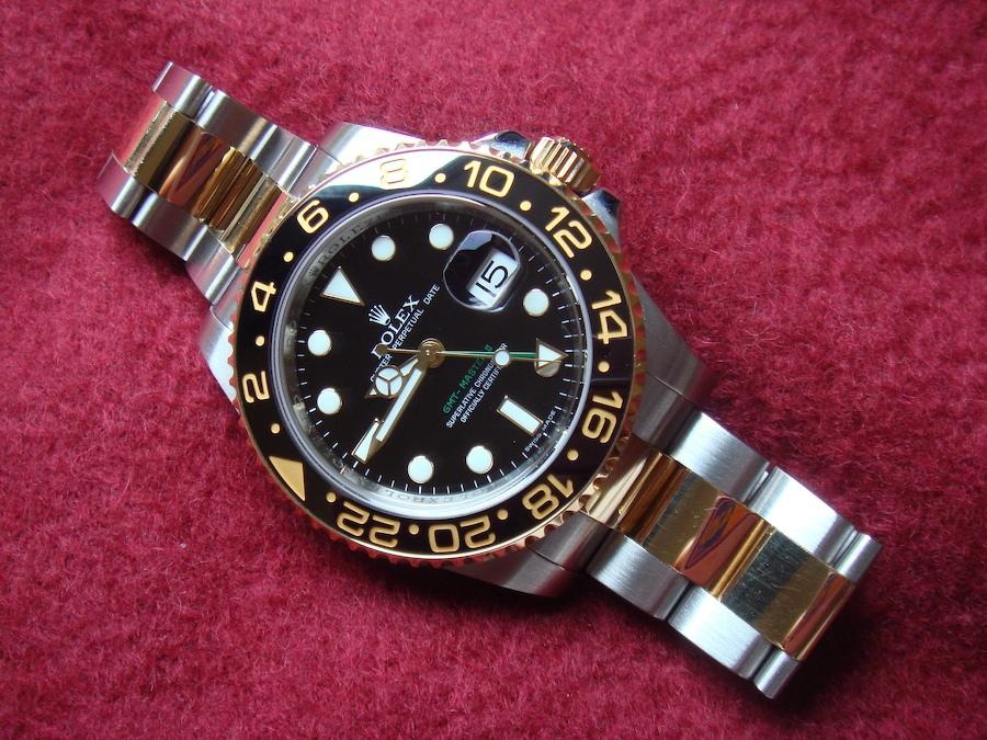 Rolex GMT II Pas Cher