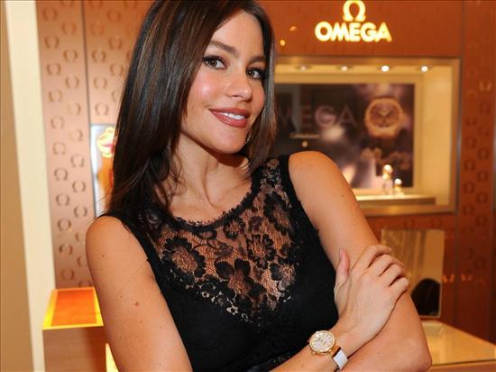 Réplique Omega Montre Et Imite Sofia Vergara