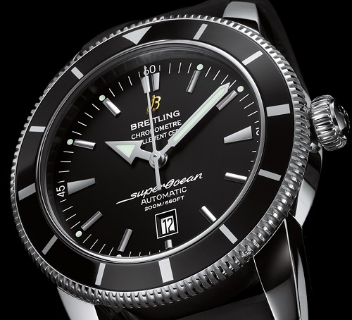 superocean replica on breitling sale luxury watches