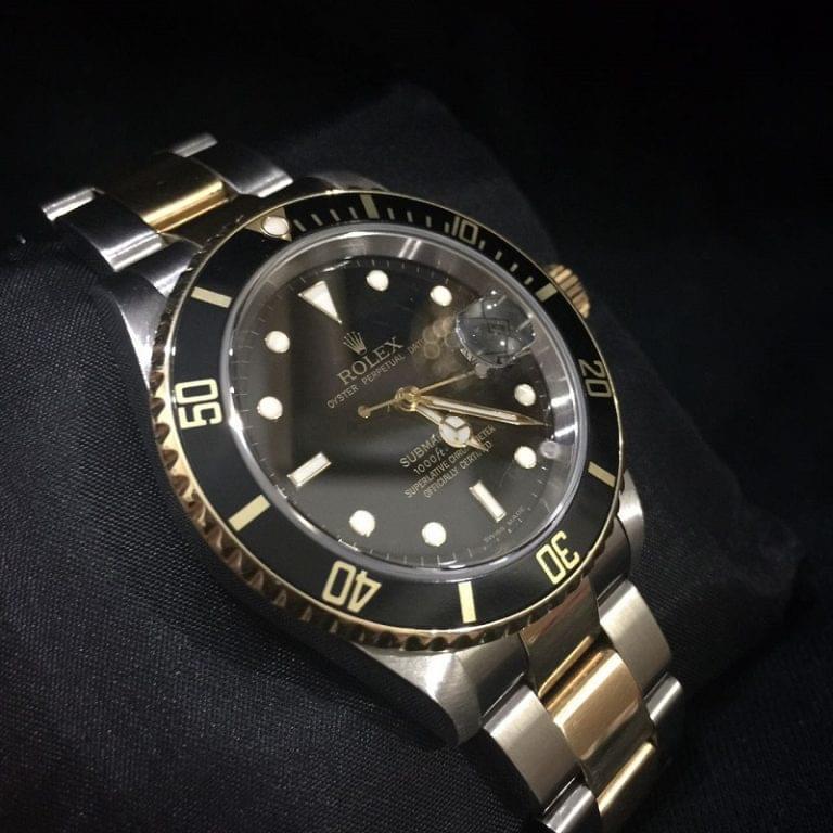Réplique Rolex Submariner Pas Cher