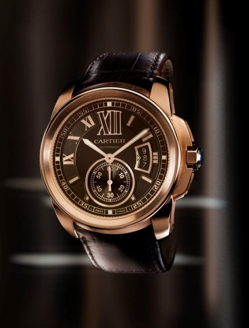 Copie Cartier Calibre