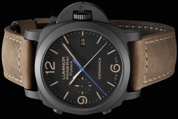 Copie-Montre-Suisse-Panerai-Luminor-Ceramica-Repliquefrance