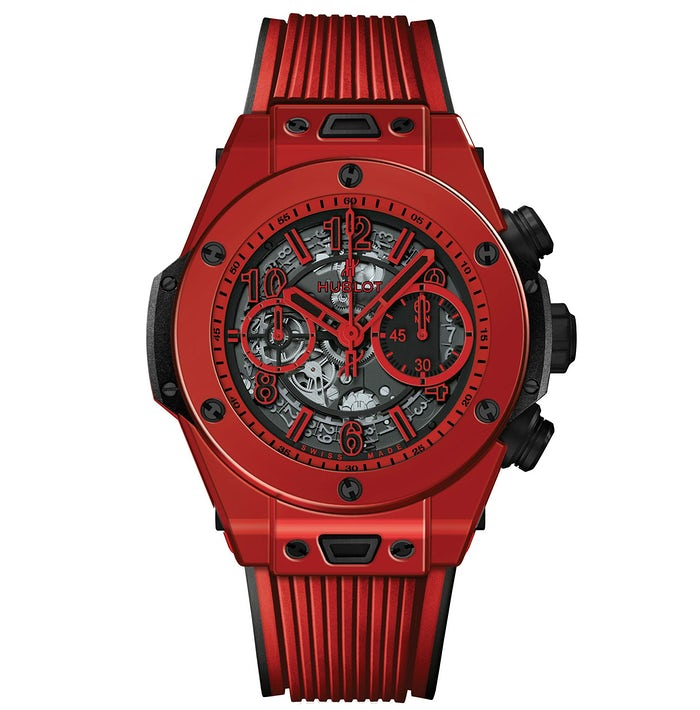 Copie Hublot Big Bang Unico Red Magic