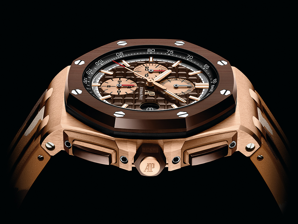 Audemars Piguet Royal Oak Offshore Chrono Camo Brun