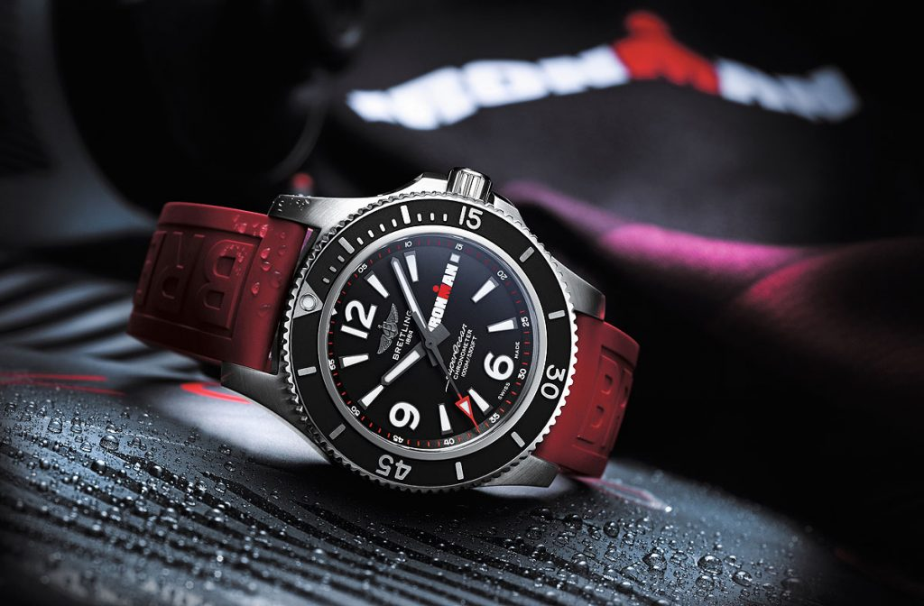 Copie Montre Breitling Superocean Automatic 44 Ironman Limited Edition