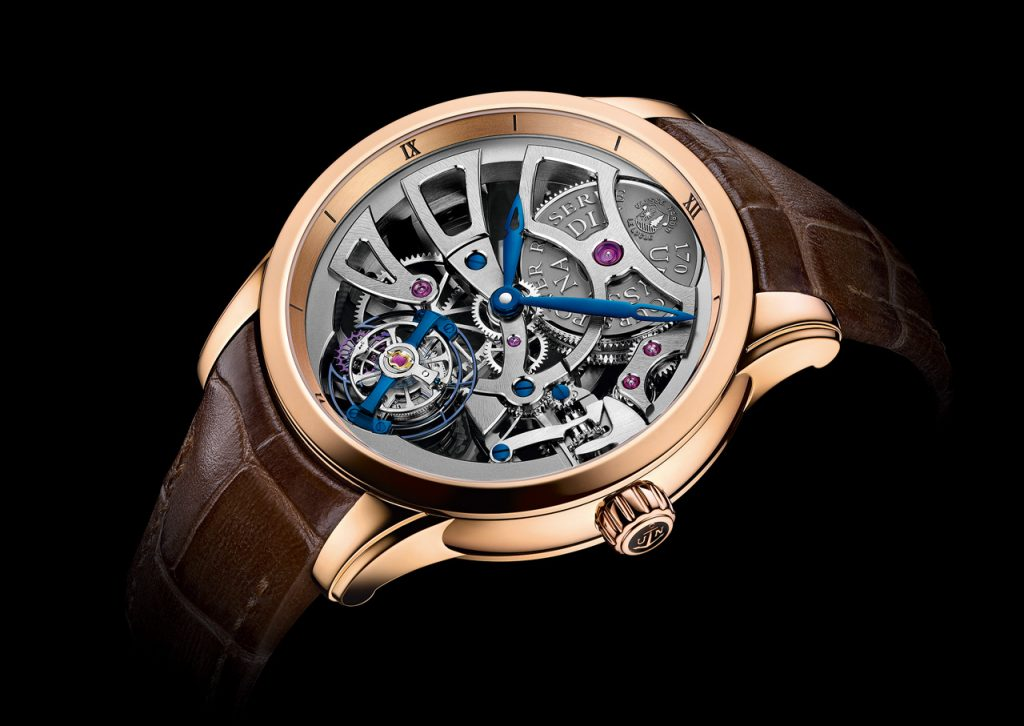 Replique Ulysse Nardin Skeleton Tourbillon Manufacture