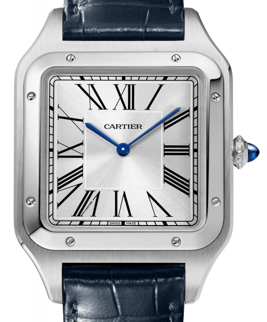 Replique Cartier Santos Dumont XL Hand-Wind 2020