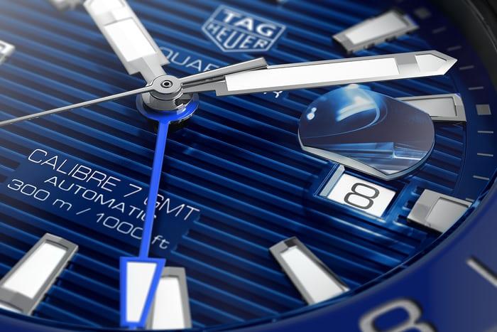 Replique TAG Heuer Aquaracer GMT