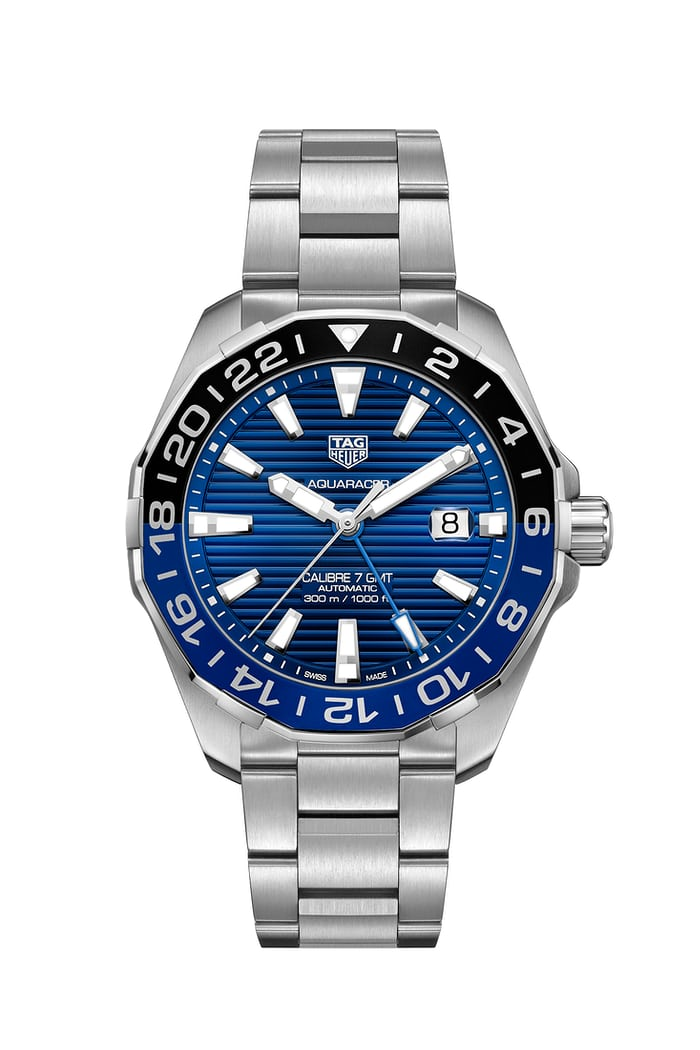 Replique TAG Heuer Aquaracer GMT