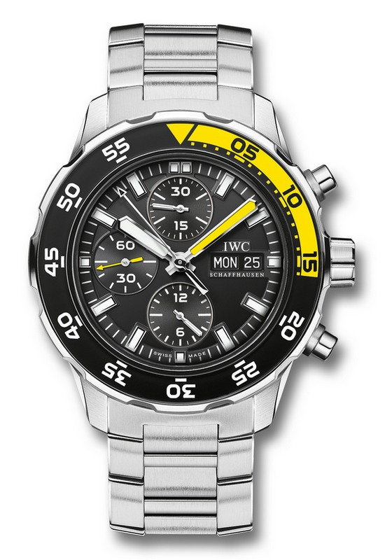 iwc aquatimer chronograph replica montre iw376708