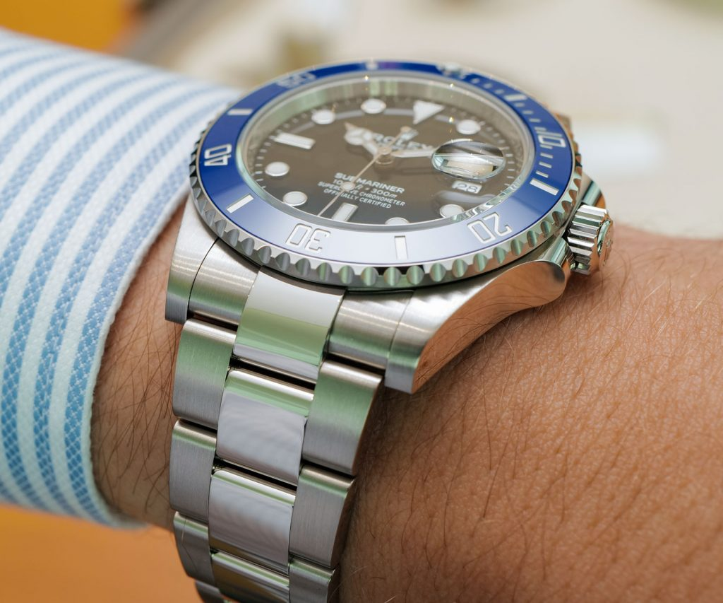 Réplique Rolex Submariner 126619LB