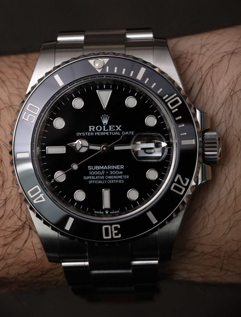 Replique Rolex Submariner 126610-LN